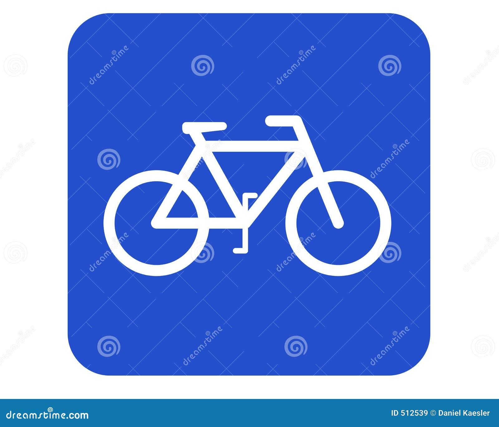 Znak roweru