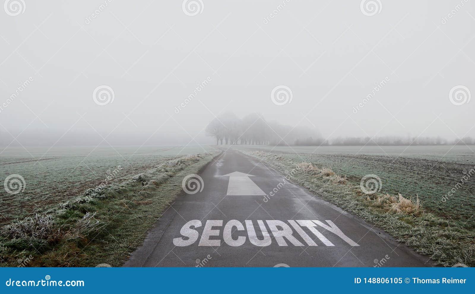 Znak Uliczny ochrona