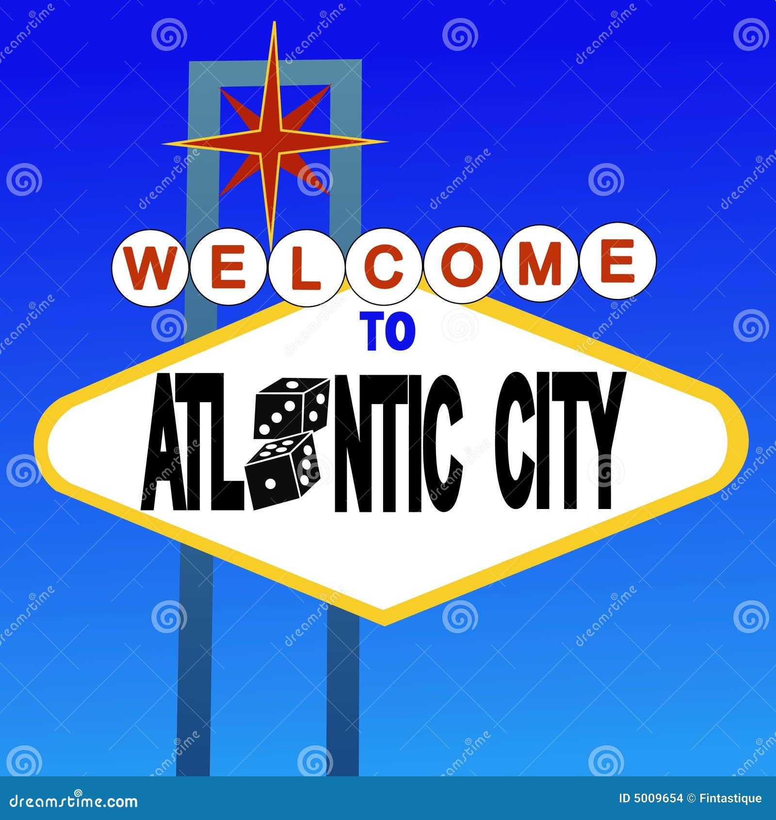 Znak z atlantic city