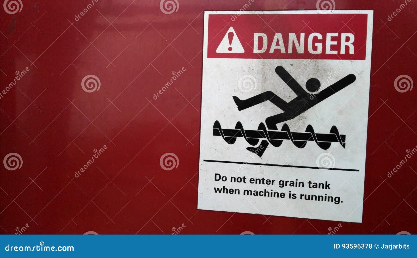 Znak zagrożenia