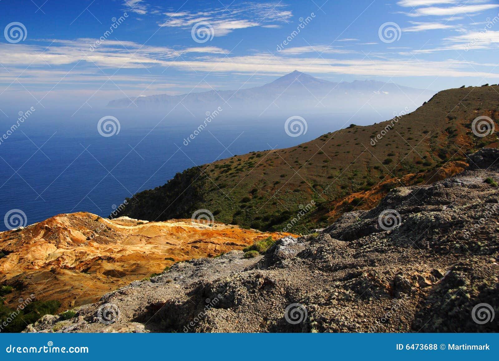 Zobaczyć gomera Tenerife