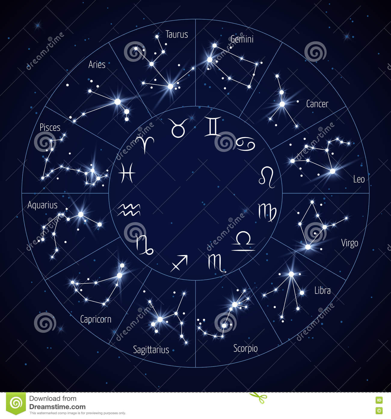 leo constellation how to draw