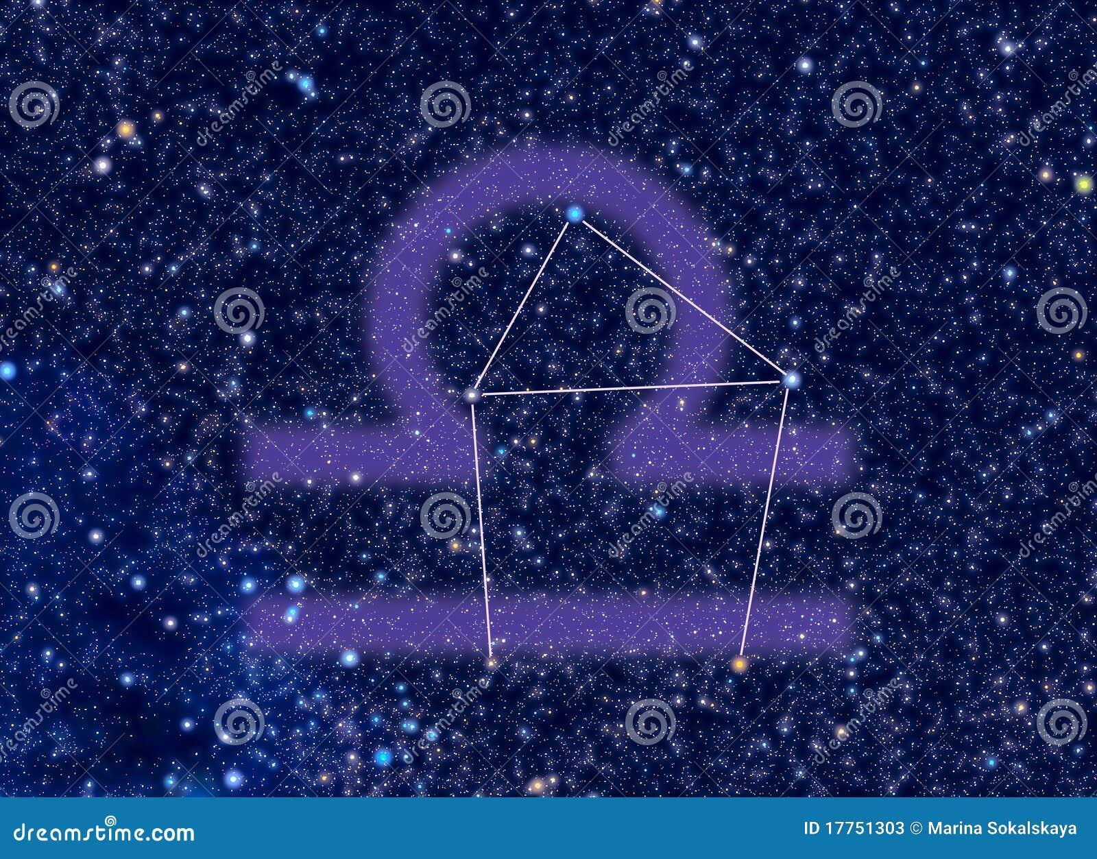 Zodiac Libra stars