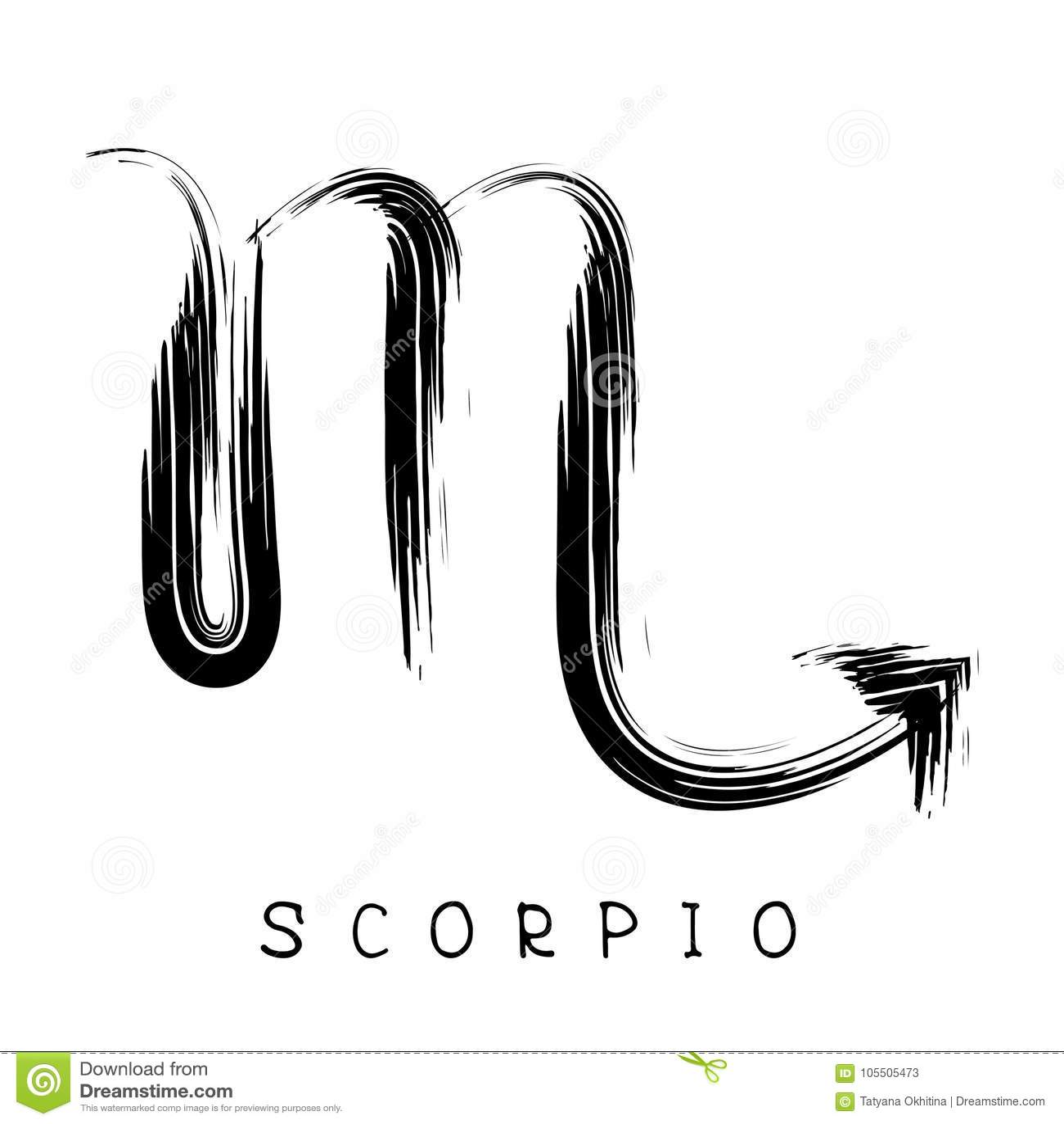 Zodiac Signs 08 Stock Vector Illustration Of Symbols 105505473