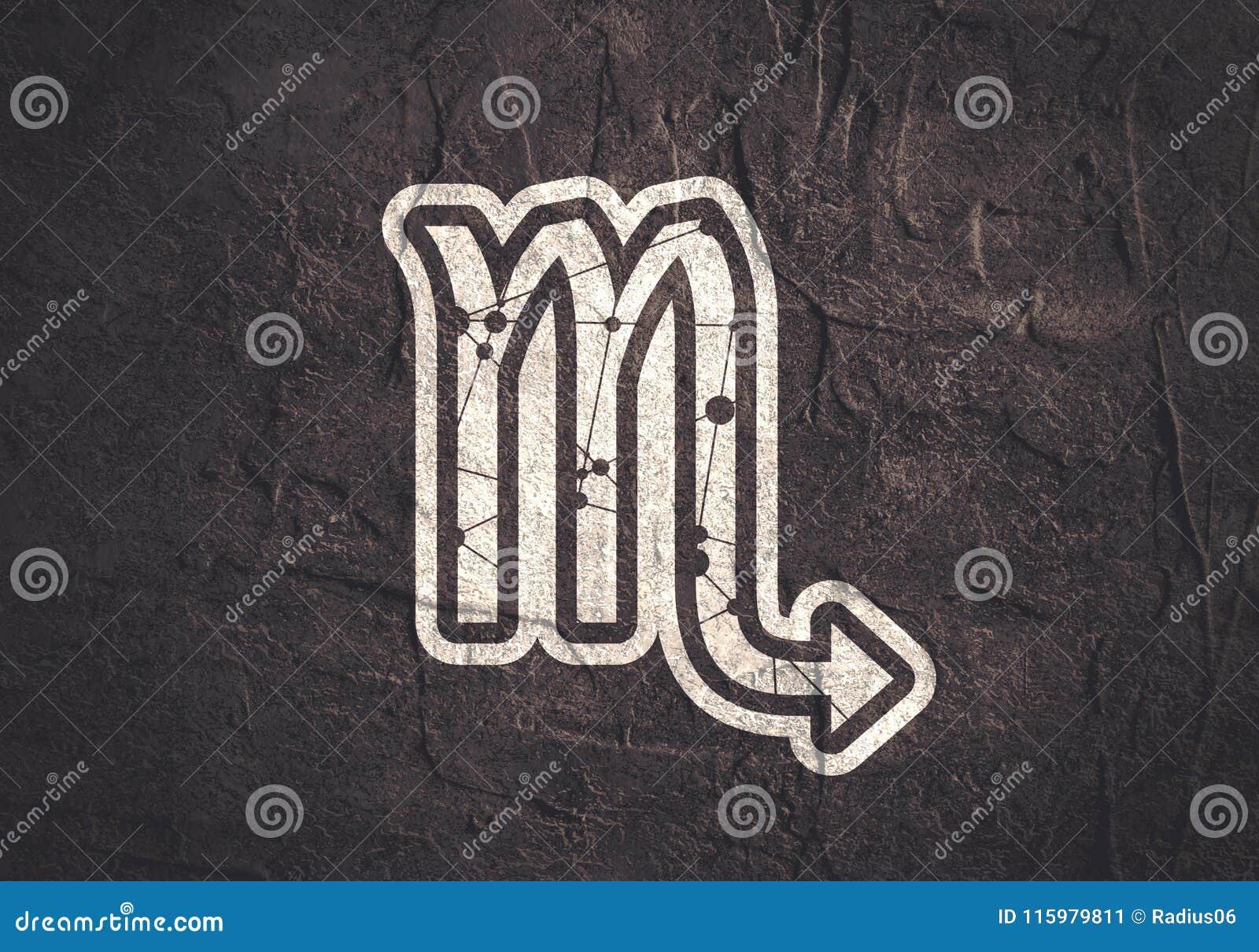 Zodiac symbol icon