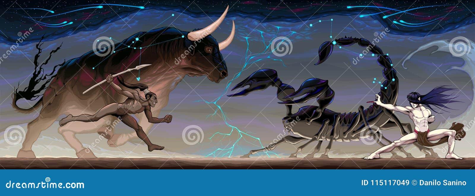 Passt stier das skorpion und Sternzeichen Stier