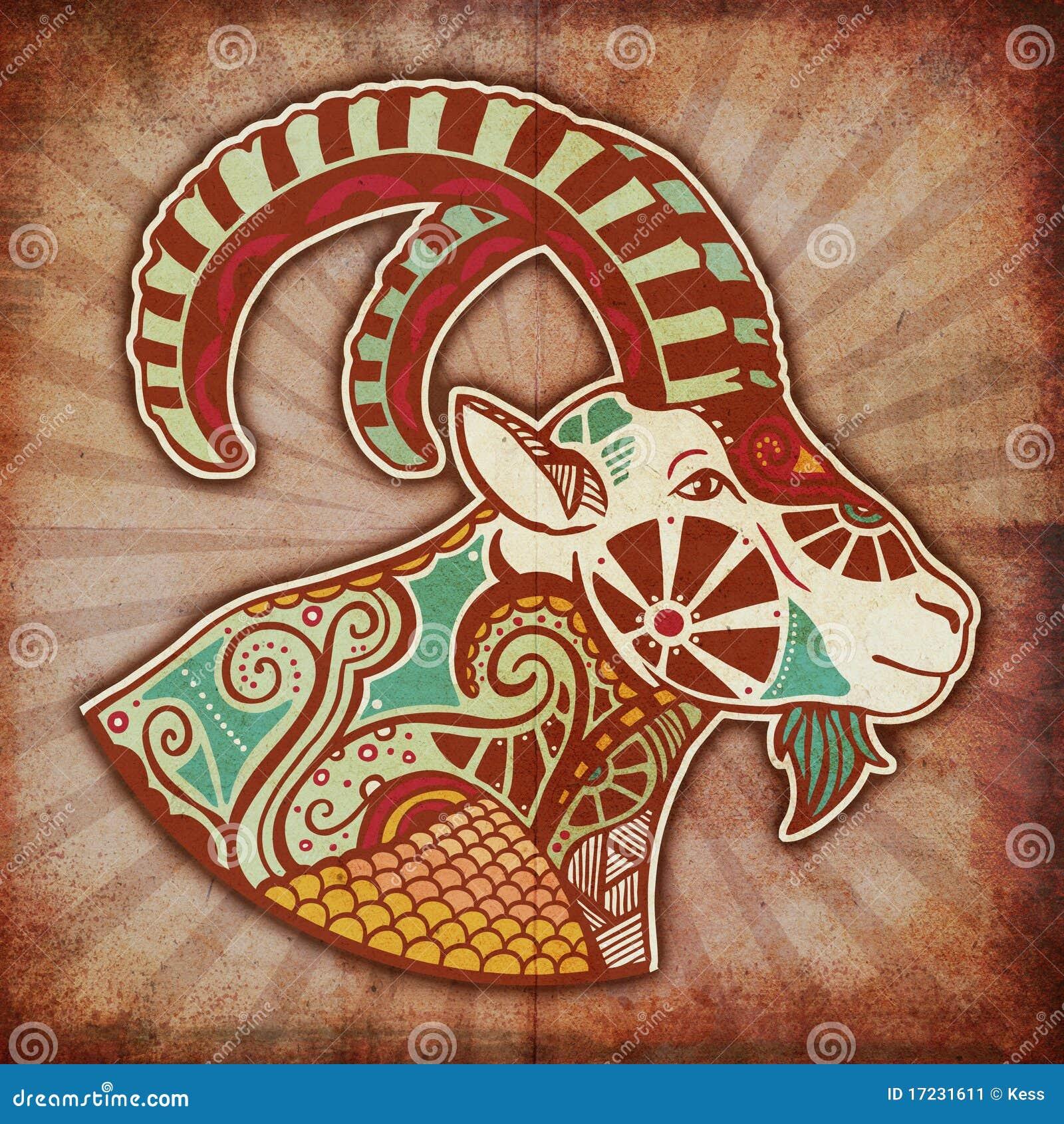 Zodiaco de Grunge - Capricornio