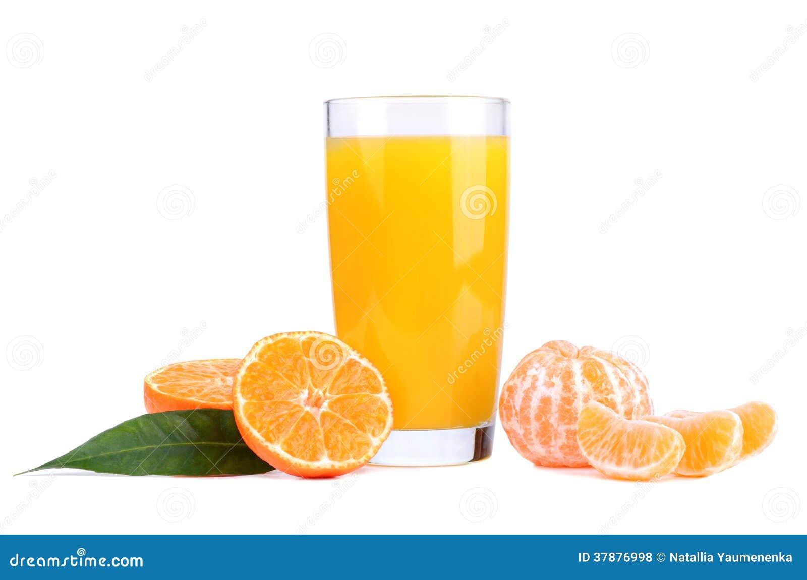 Zoet mandarijnensap