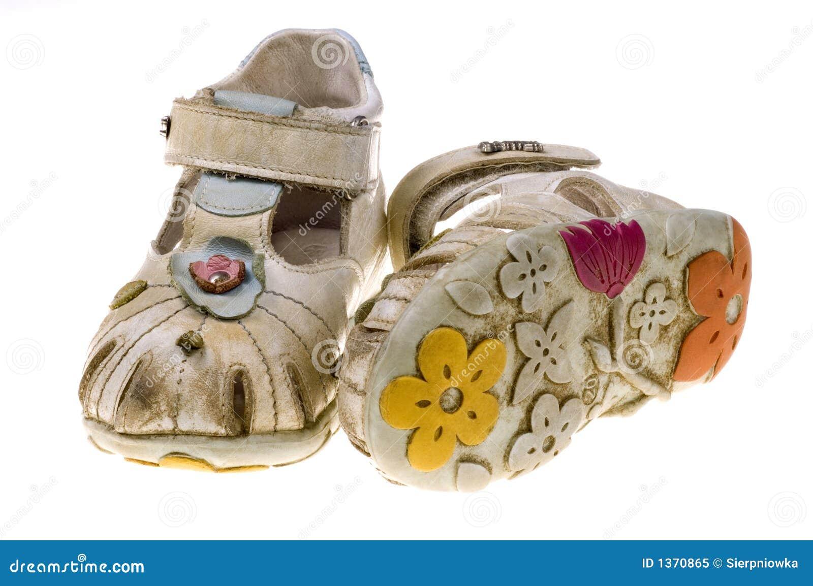 Zoete babyschoenen