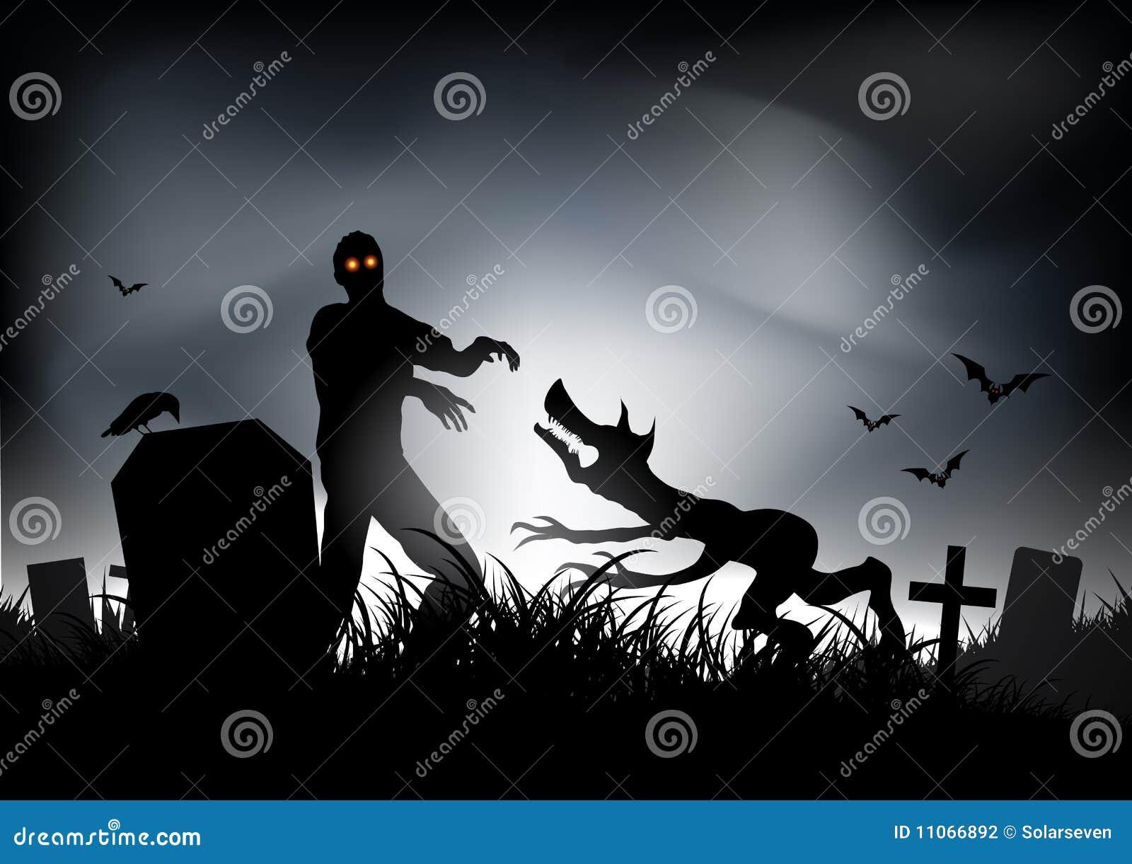 Zombie VS Werewolf Sto... Zombie Vs Vampire Vs Werewolf