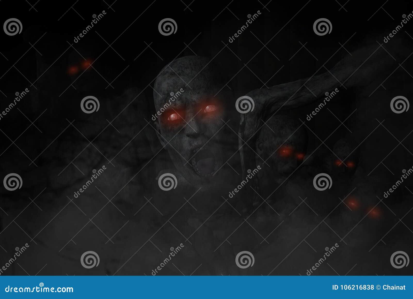Zombis do horror 3D