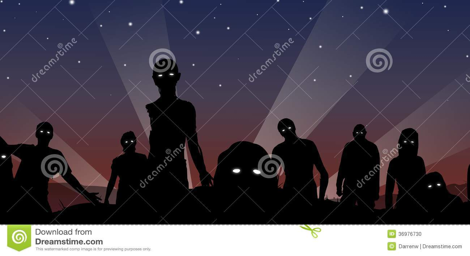 Zombis na meia-noite