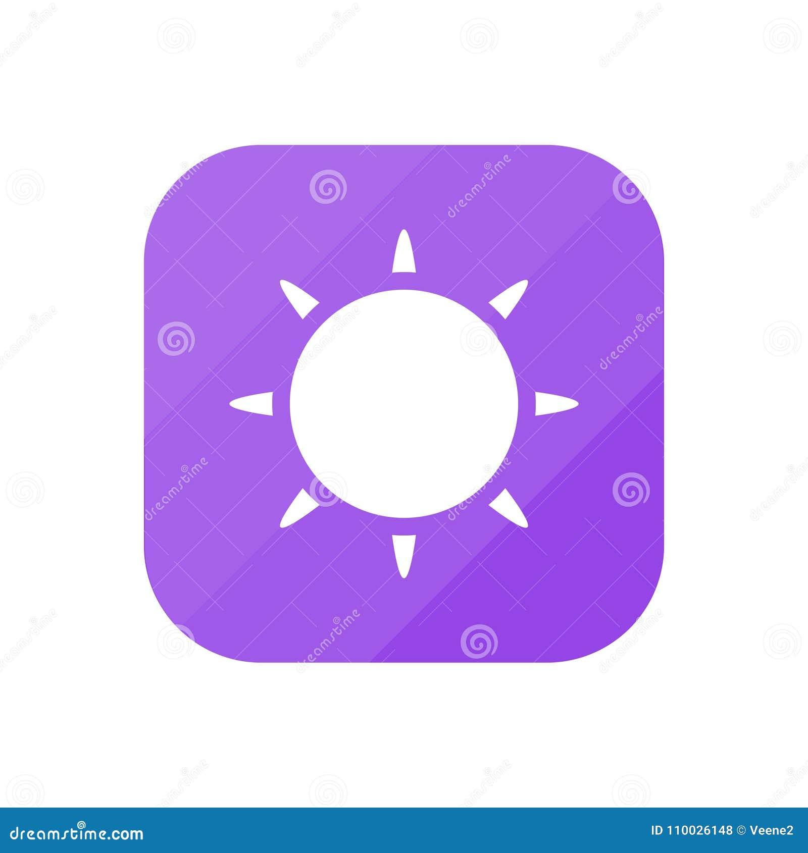 Zon - App Pictogram
