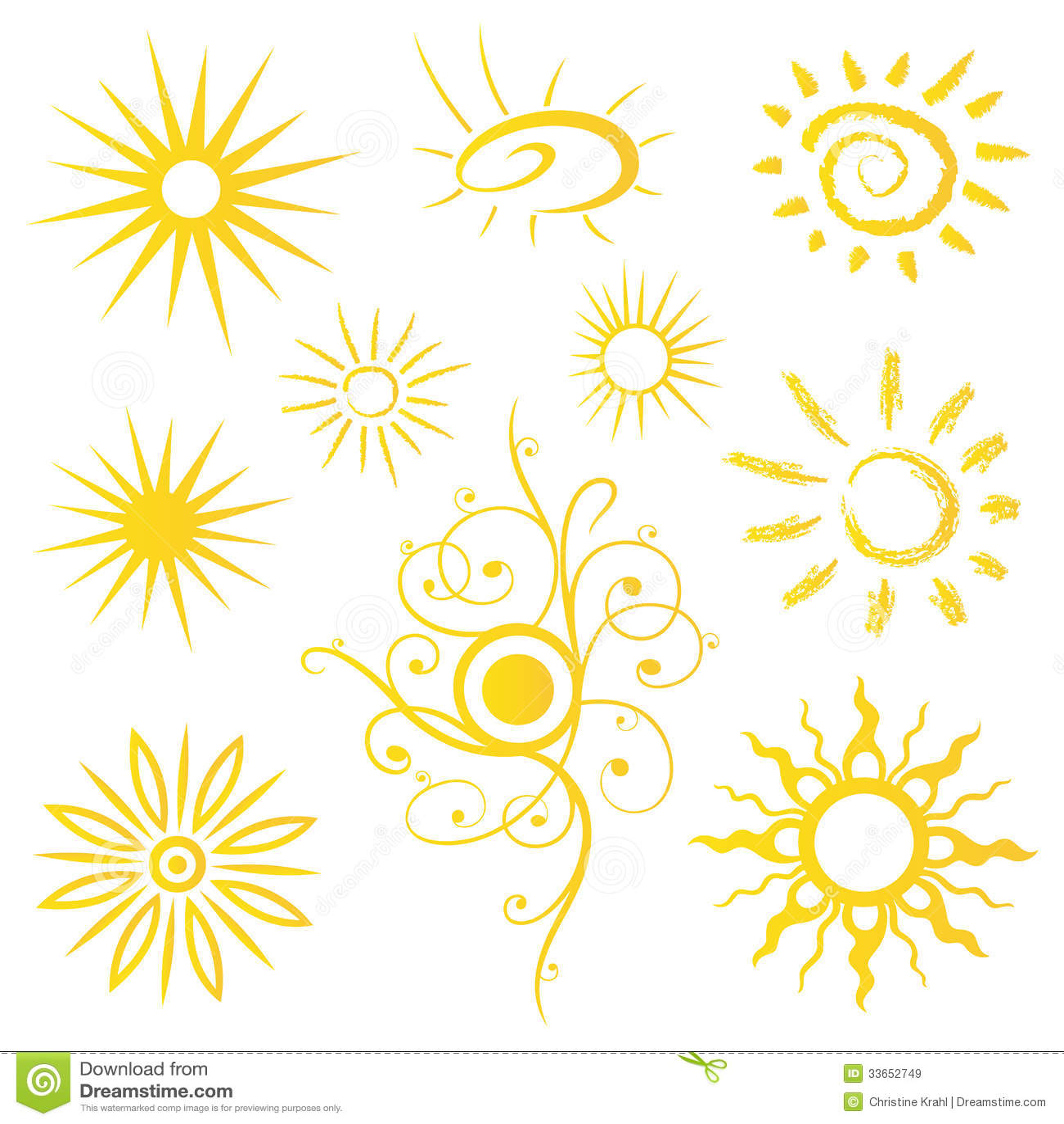 Zon, zonneschijn, de zomer