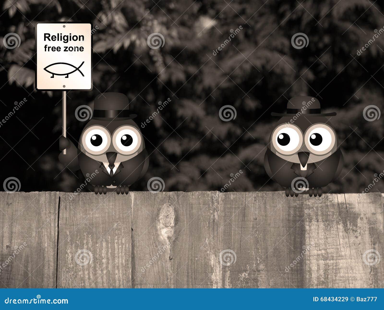 Zona franca de la religión de la sepia