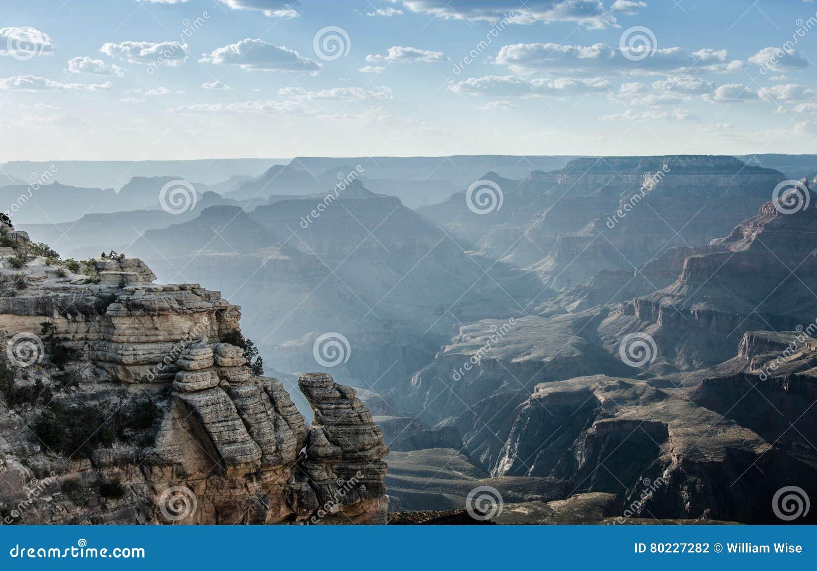 Zonbereik Mather Point, Grand Canyon