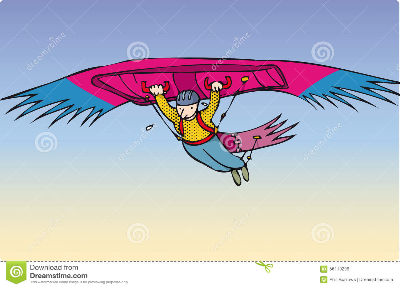 Zonderling zweefvliegtuig