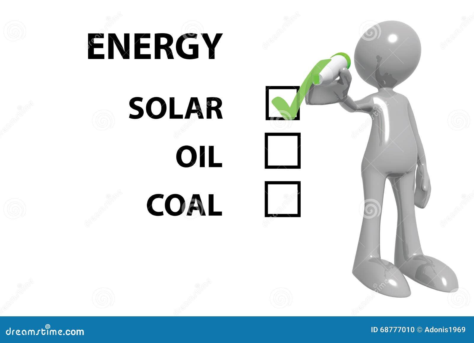 Zonne-energiekeus