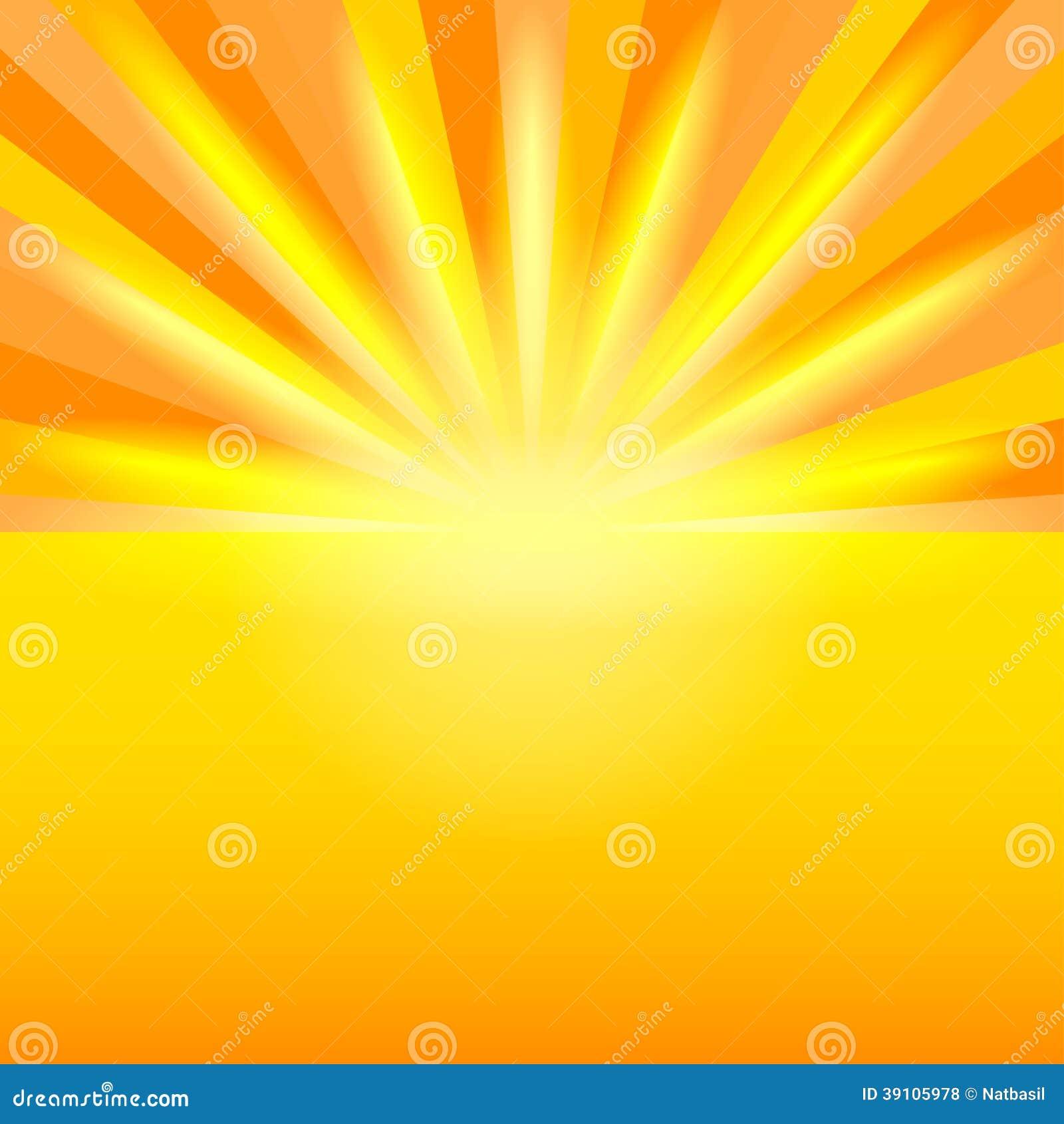 Zonsondergangachtergrond
