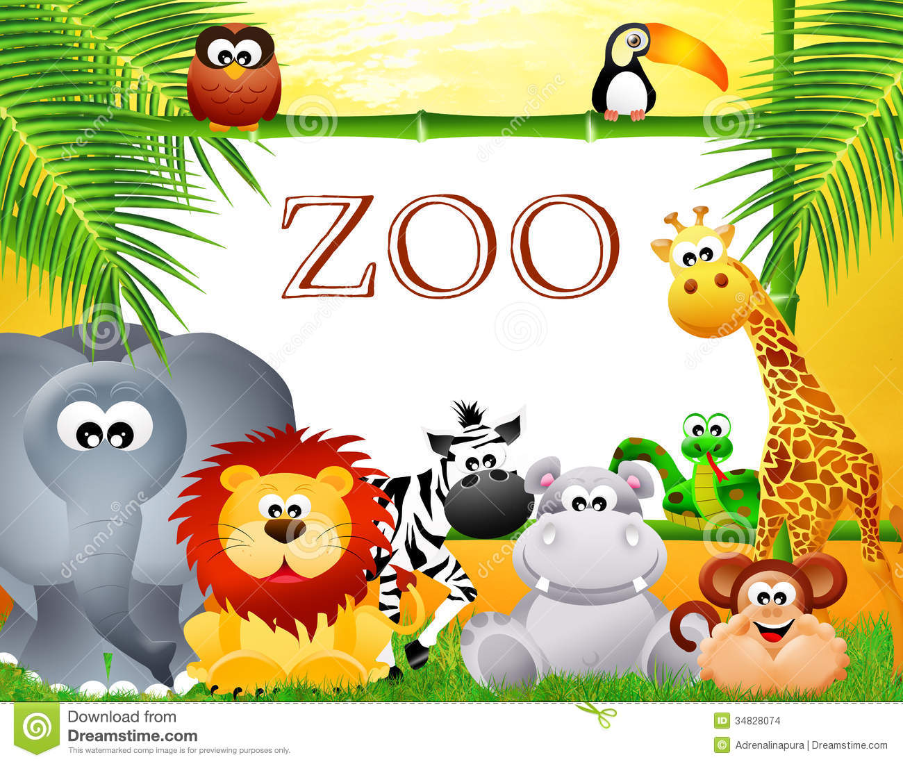 essay on zoo for kids
