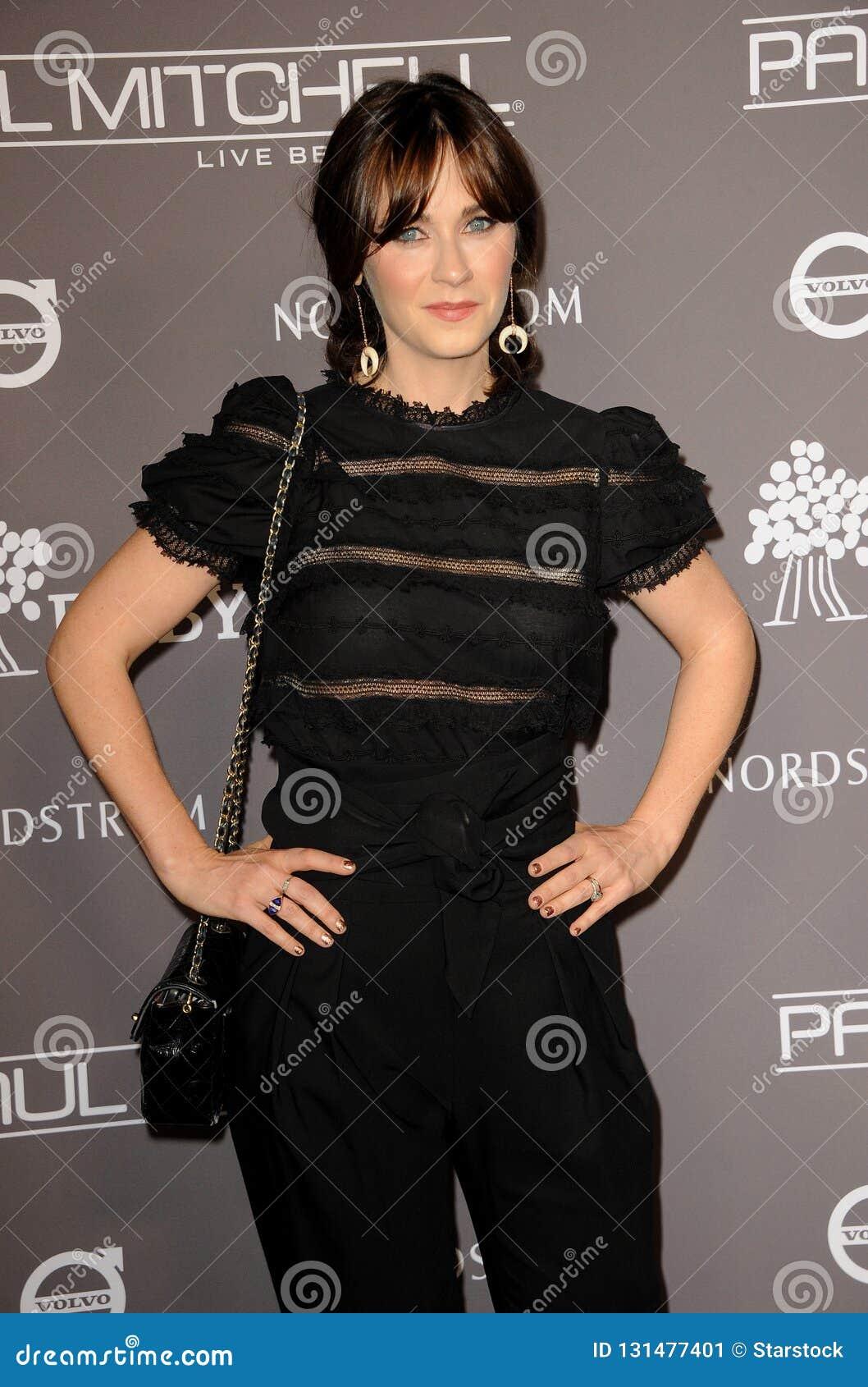 Zooey Deschanel Editorial Photo Image Of Dress Deschanel 131477401