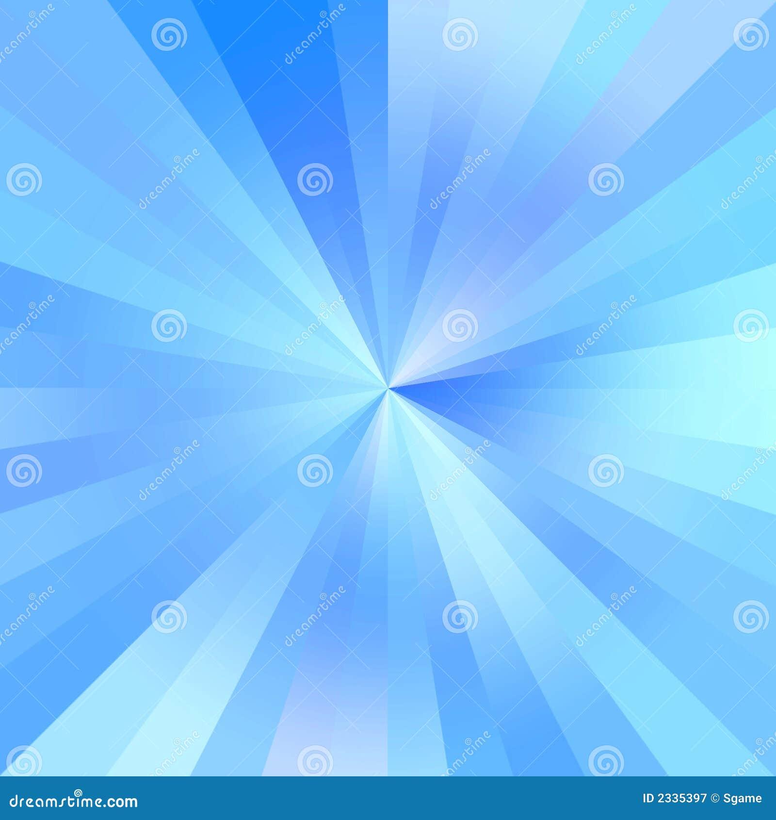 Zoom azul