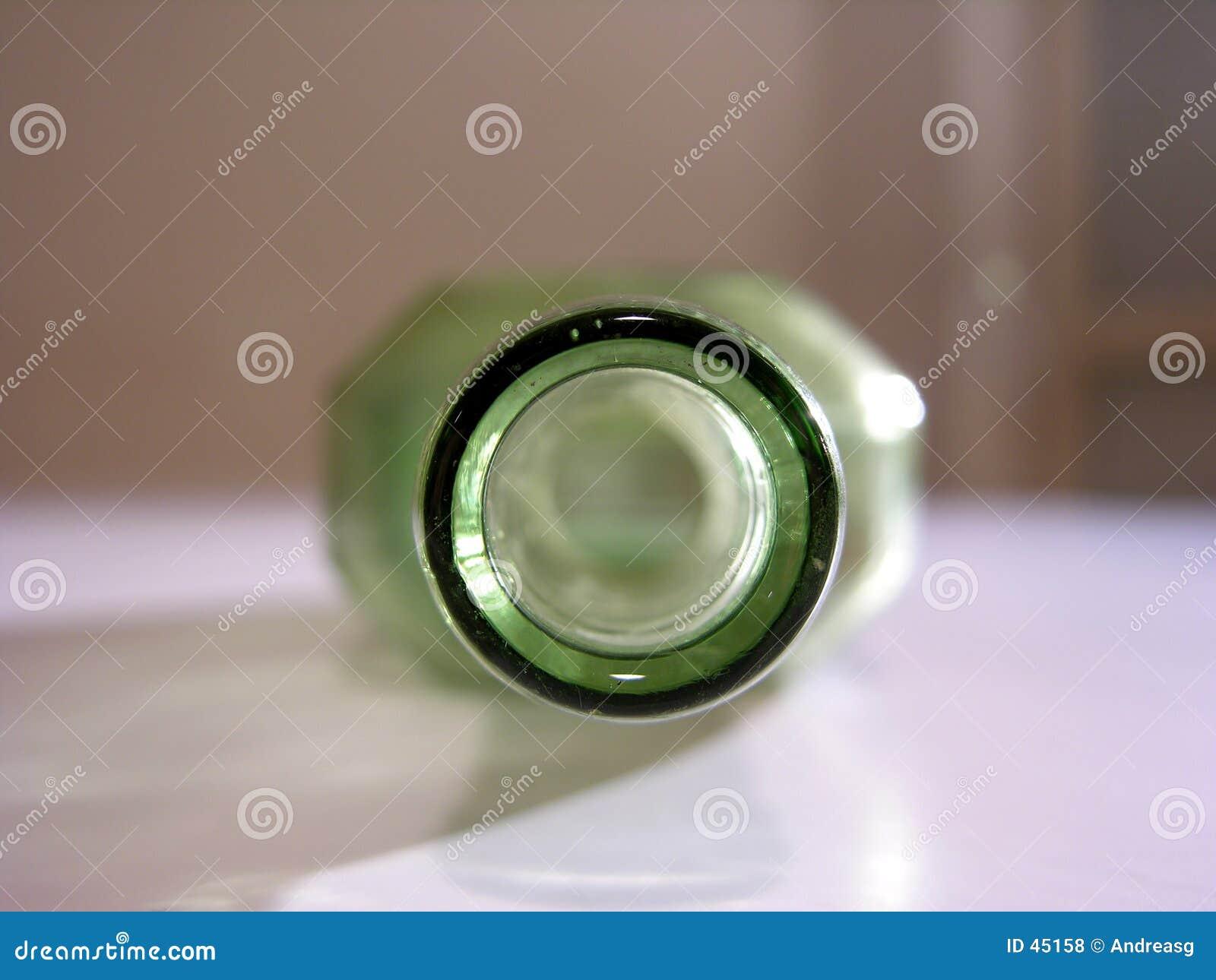 Zoom velho 1 do frasco