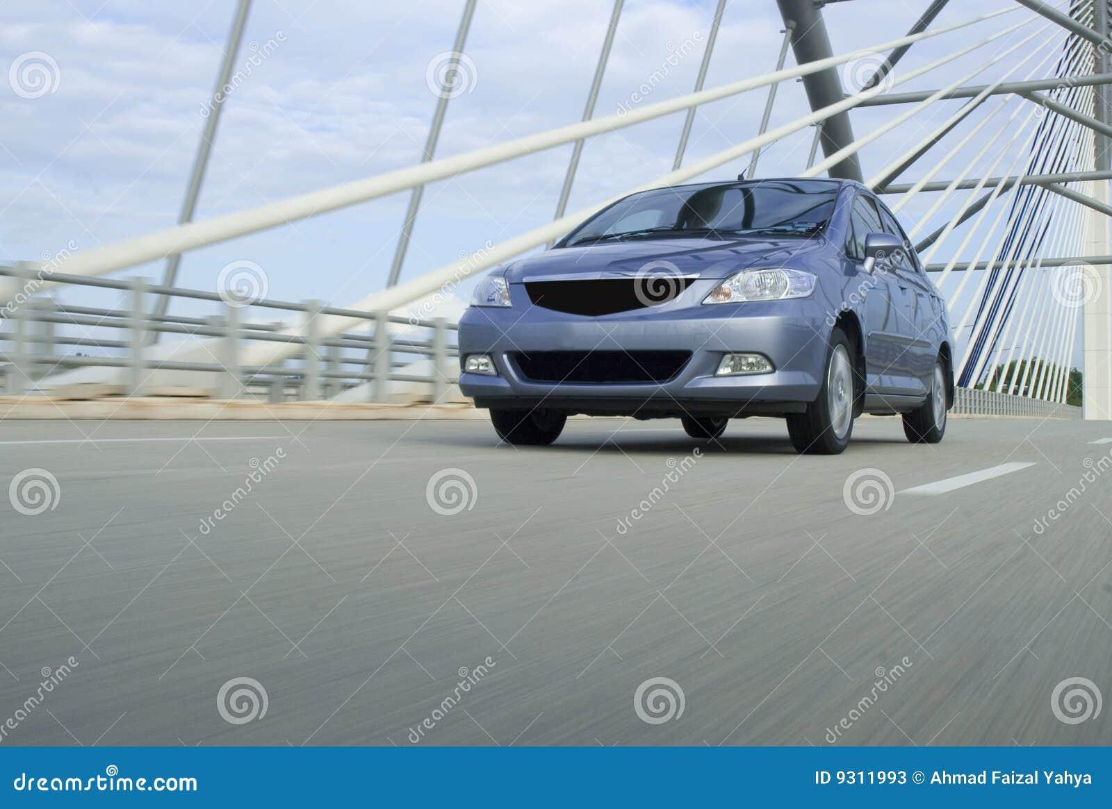 Zooming Car Zooming car
