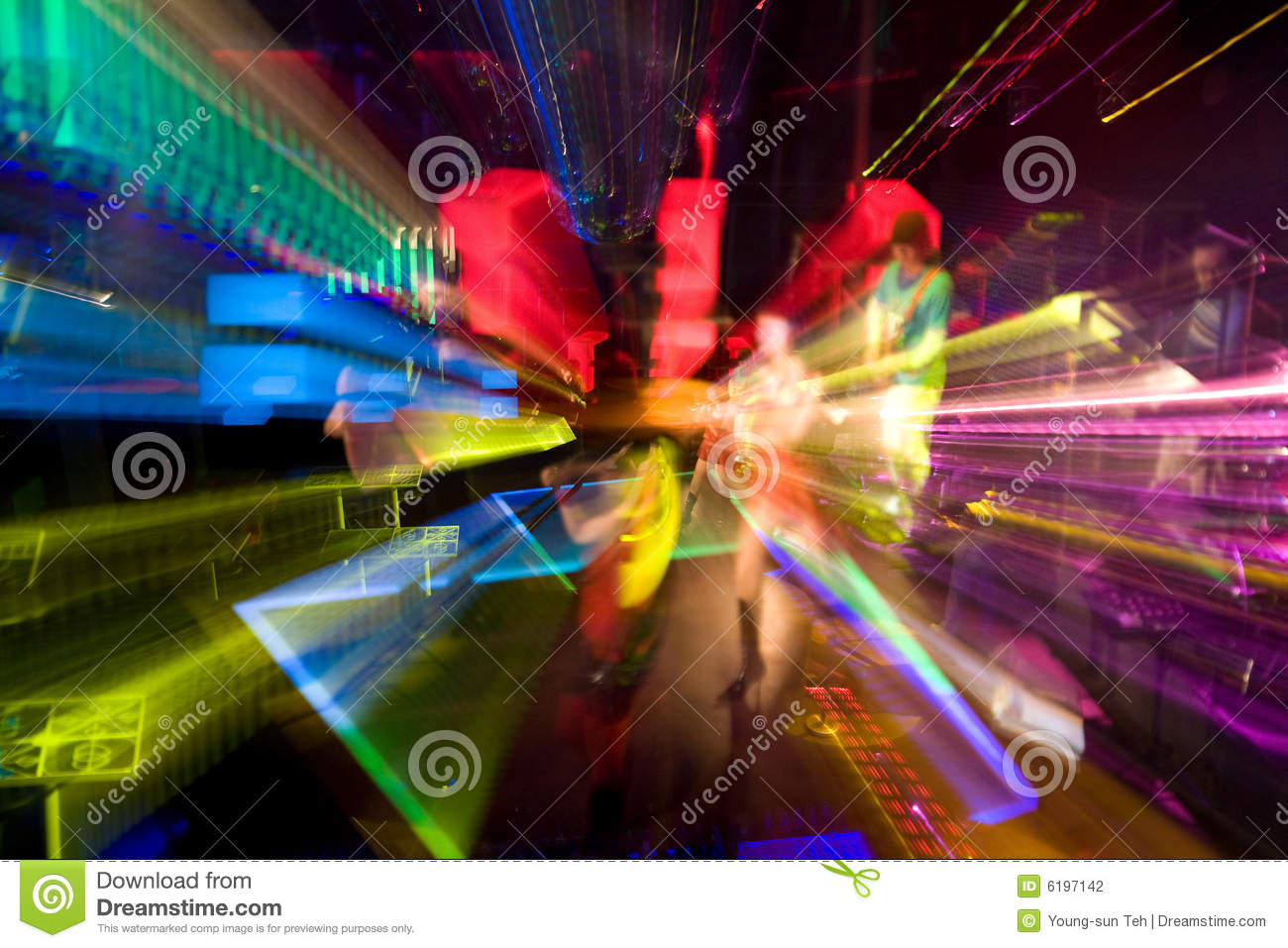 Royalty-Free Stock Photo. Download Zooming Colorful Lighting Effects ... & Zooming Colorful Lighting Effects Stock Illustration - Image: 6197142 azcodes.com