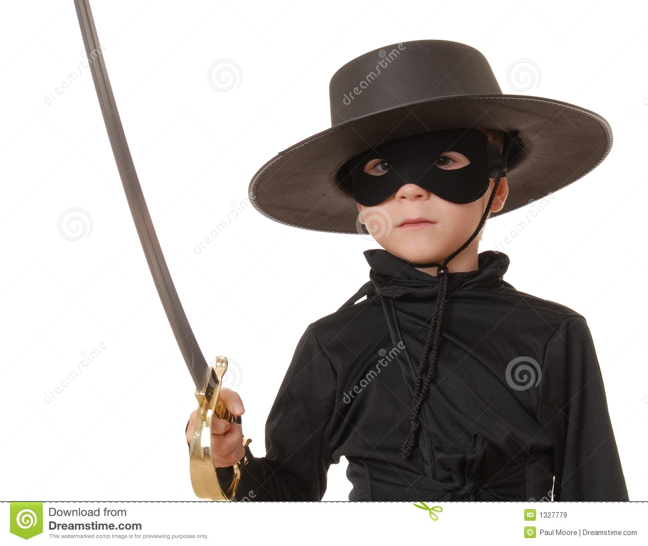 zorro of the old west 3 royalty free stock images   image 1327779