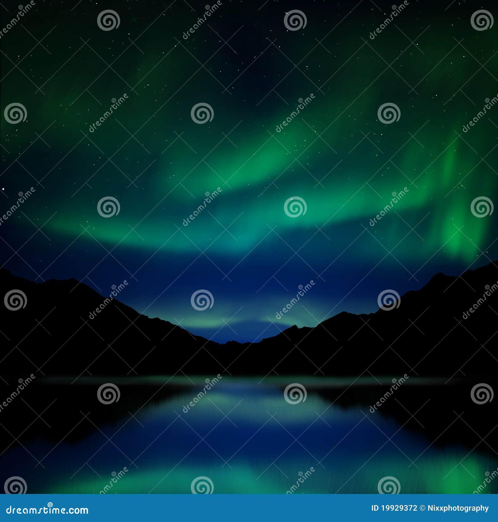 Zorz borealis