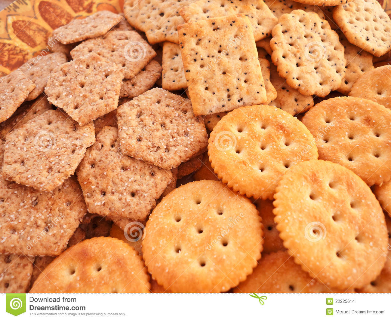 Zoute Crackers