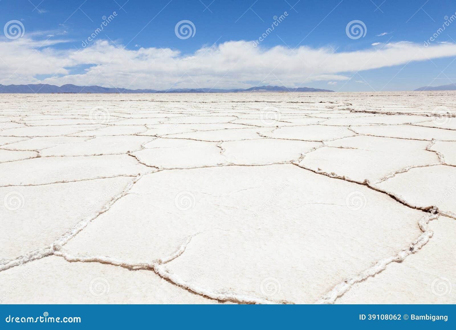Zoutmeren Grandes, Argentinië