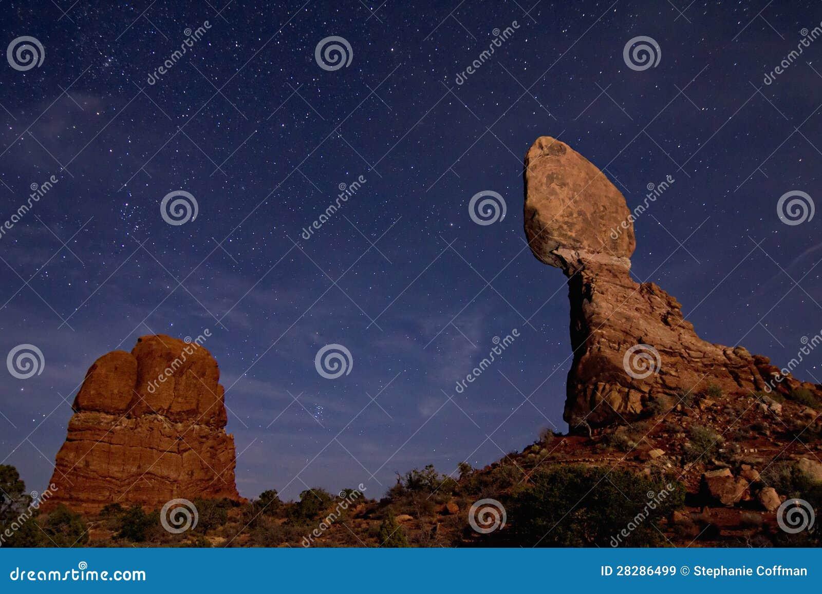 Zrównoważona skała