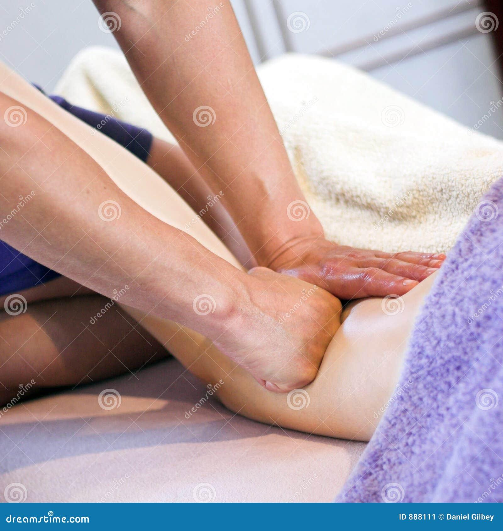 Zrelaksować masaż.
