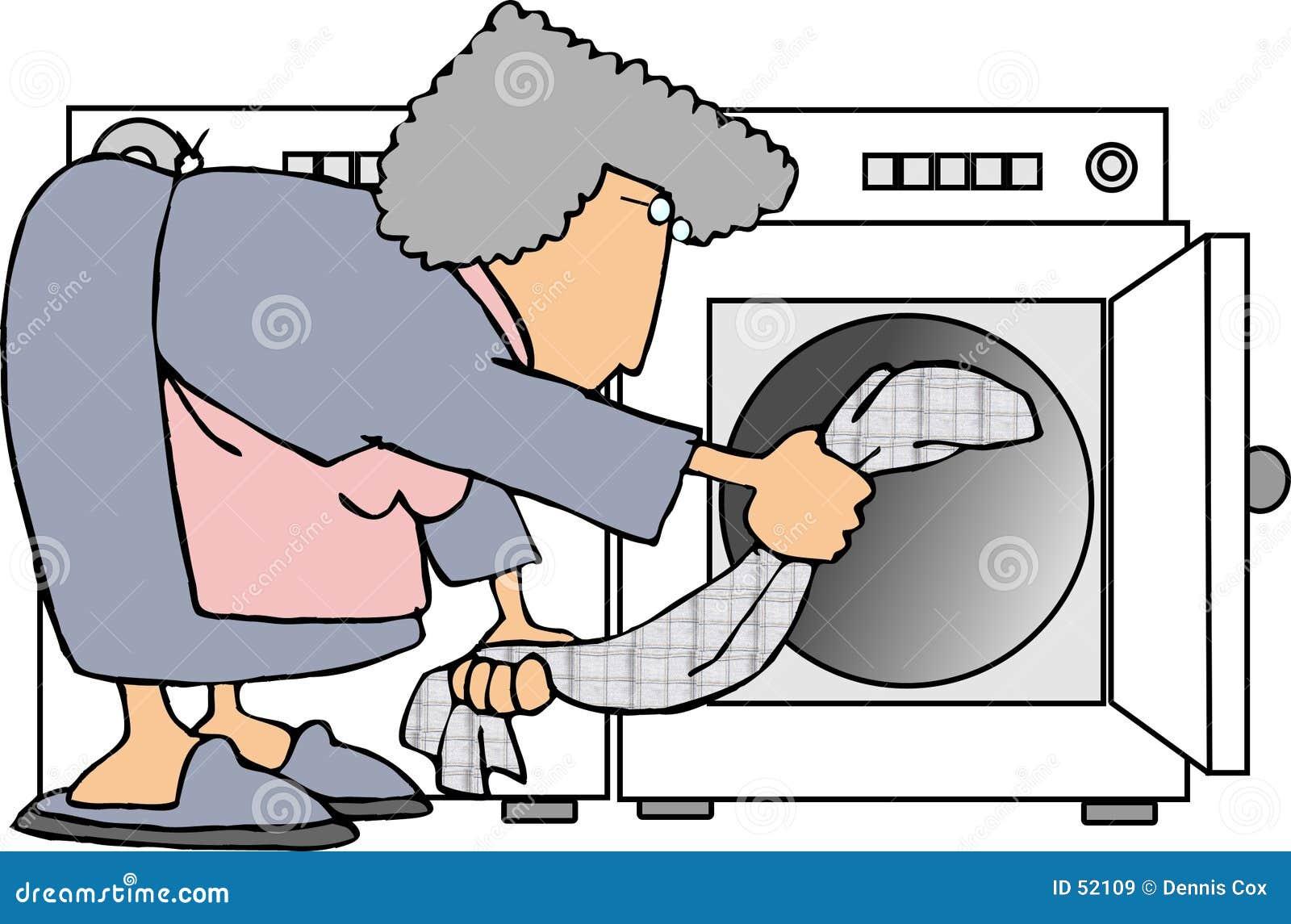 Zrobić pranie