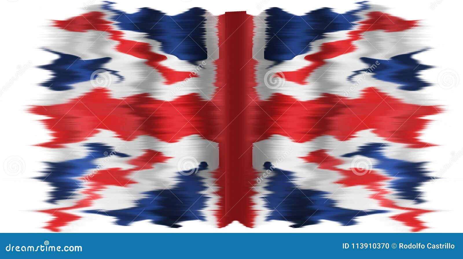 Zrzeszeniowa flaga lub Union Jack