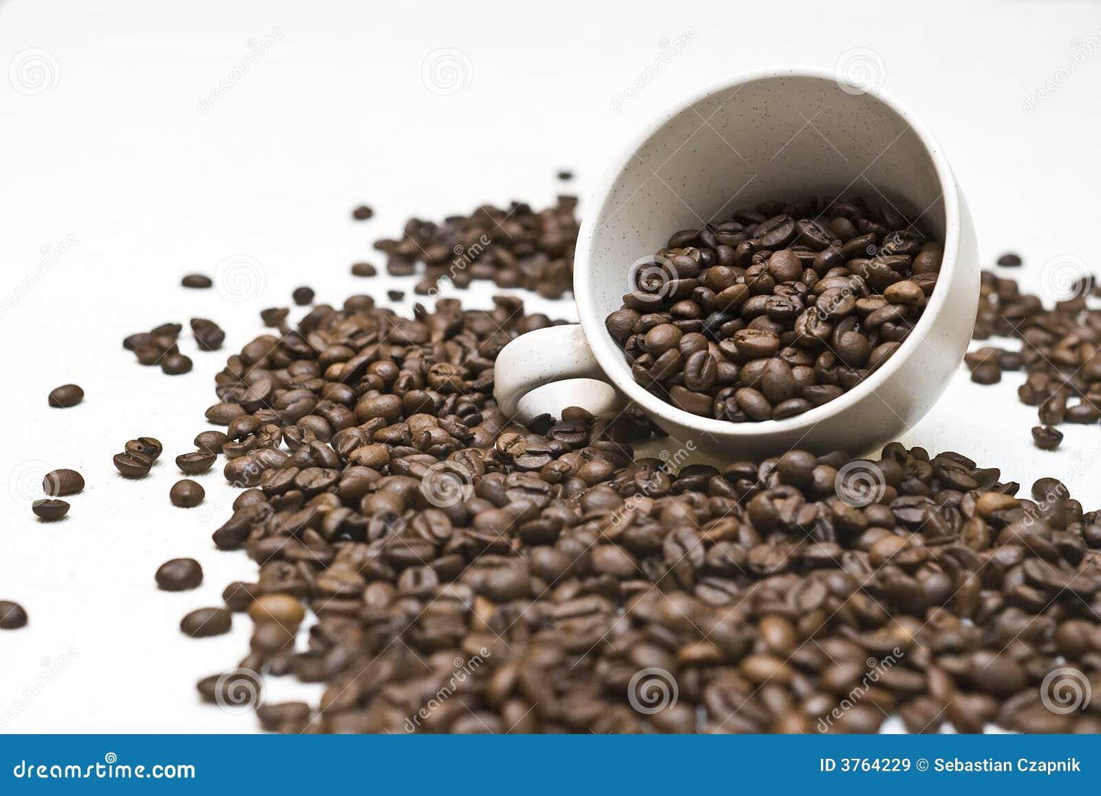 Zuviel Kaffee