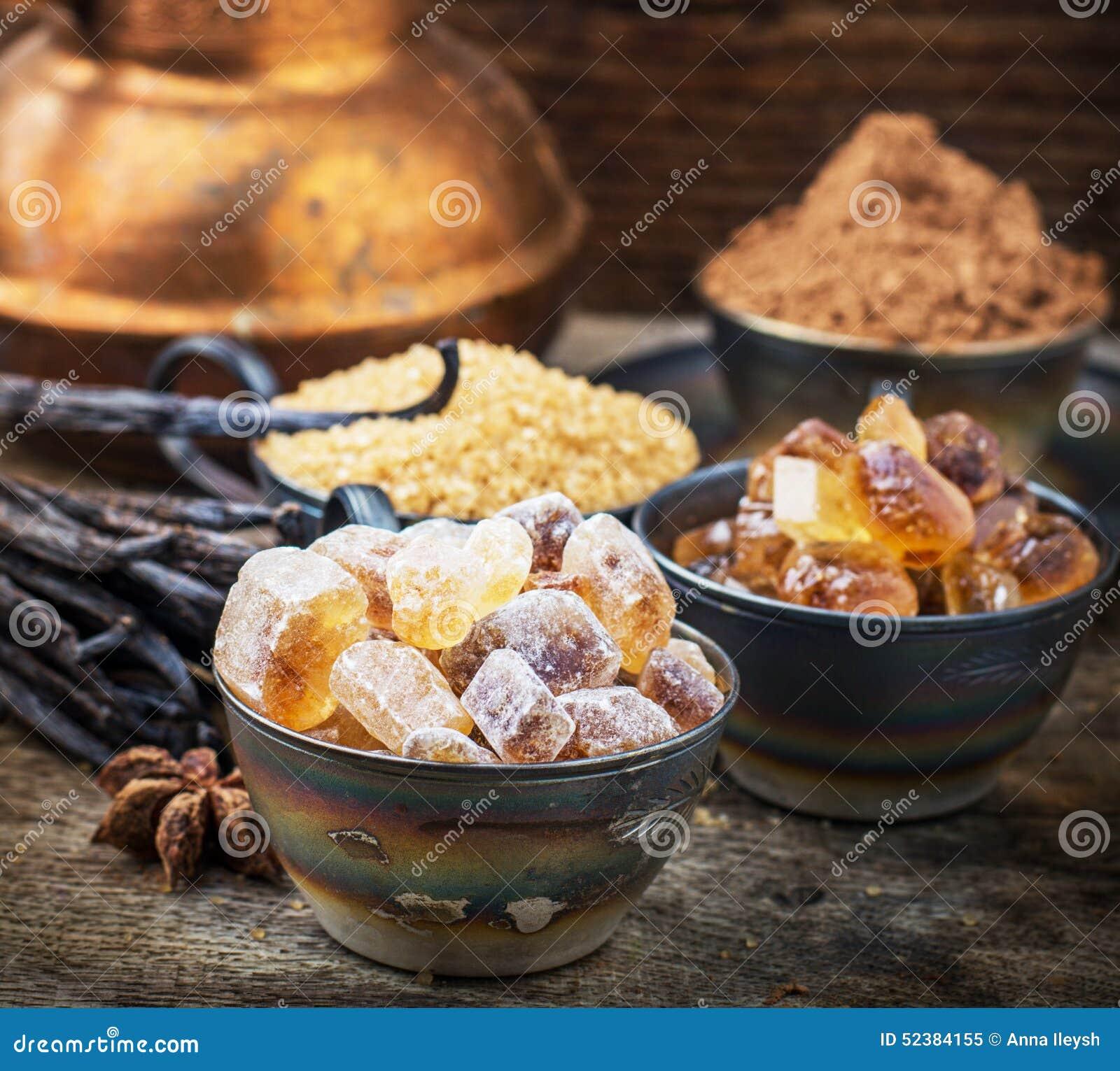 Zucchero di Brown