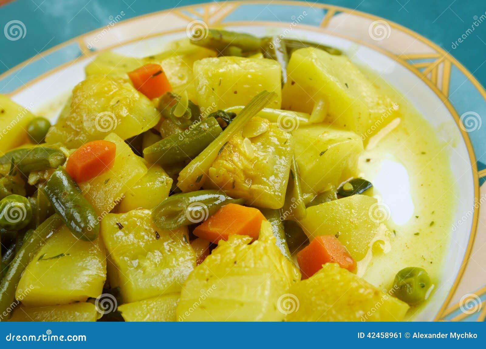Zucchine im umido