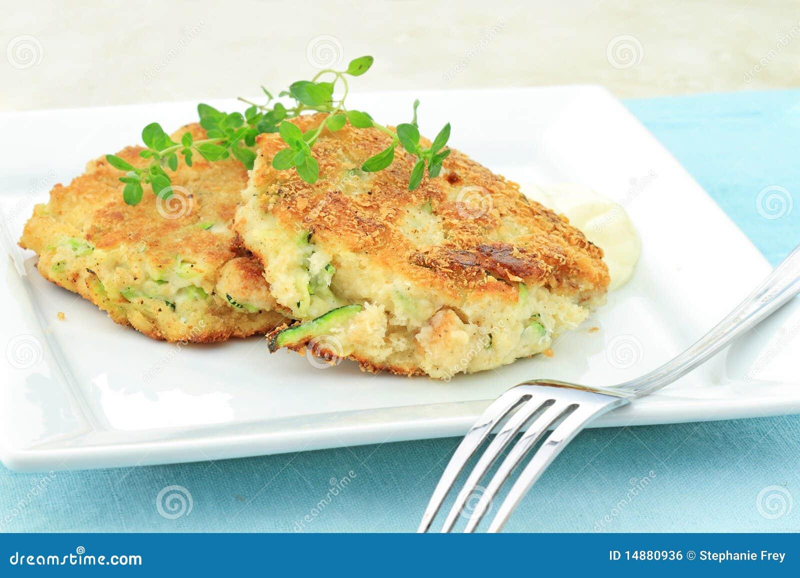 Crab Cakes And Horseradish Sauce