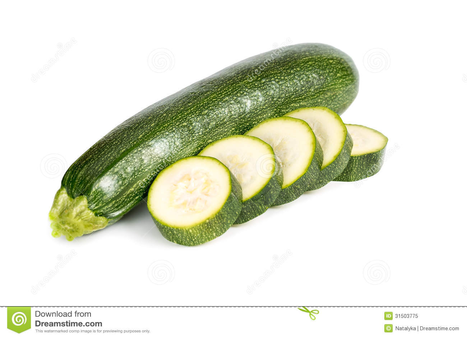 Zucchini stock image. Image of fresh, studio, gourd, whole ...