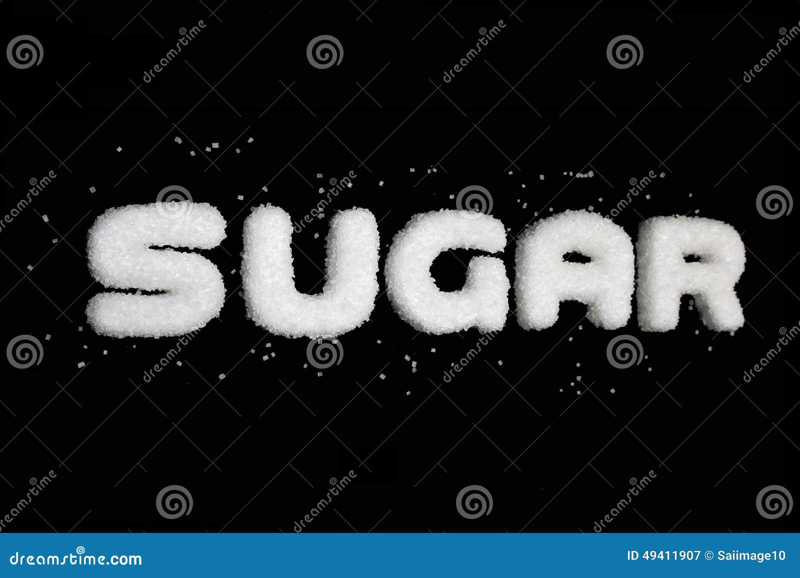 Download Zucker stockbild. Bild von lebensstile, nahrung, nähren - 49411907
