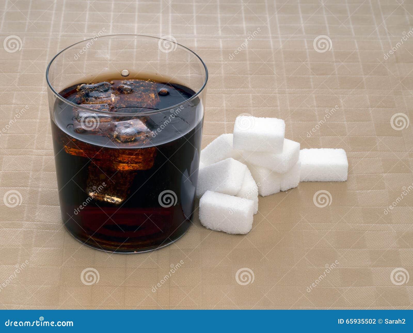 Zucker, Kalorien In Den Sprudelnden Gekohlten Alkoholfreien ...