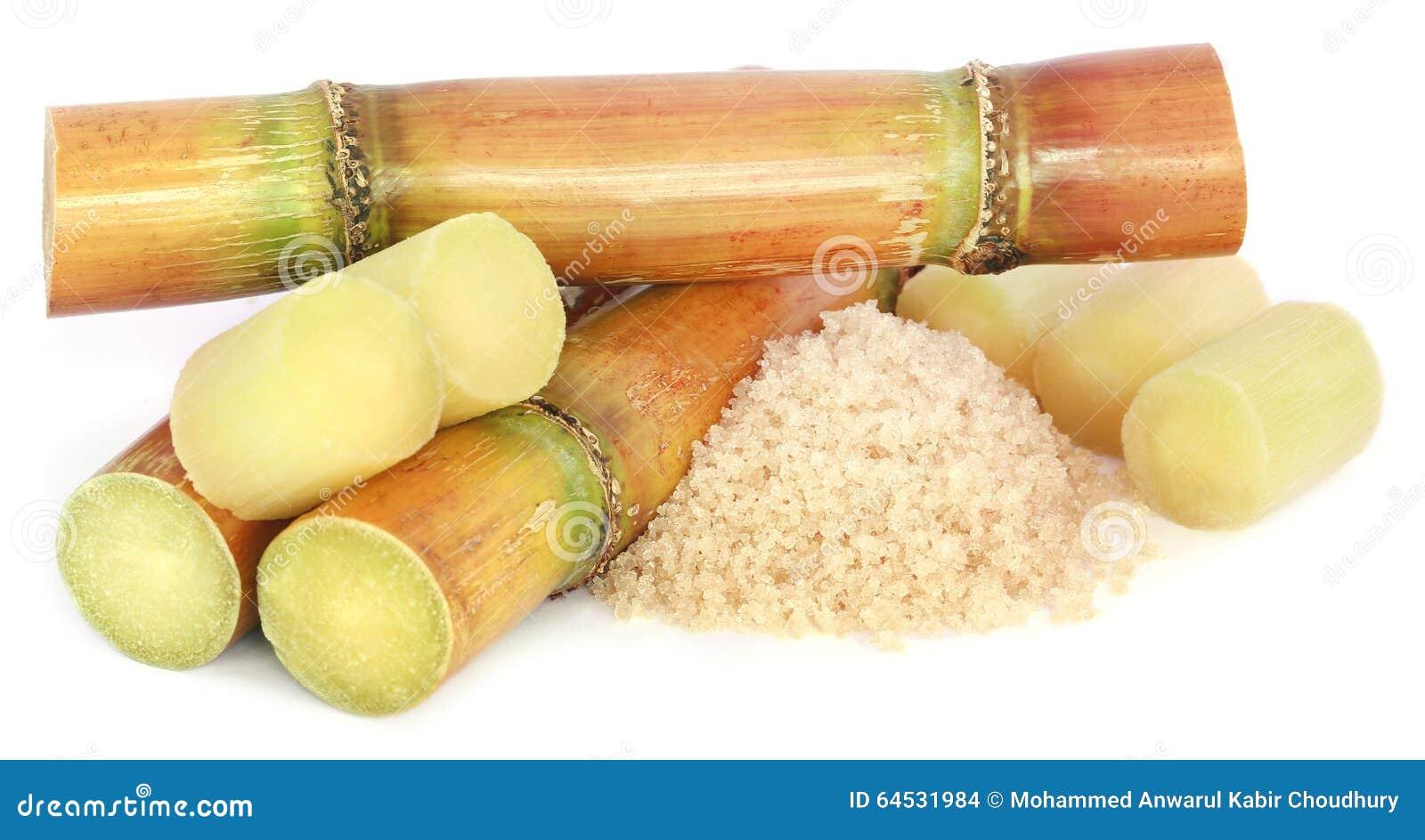 Zucker Aus Zuckerrohr