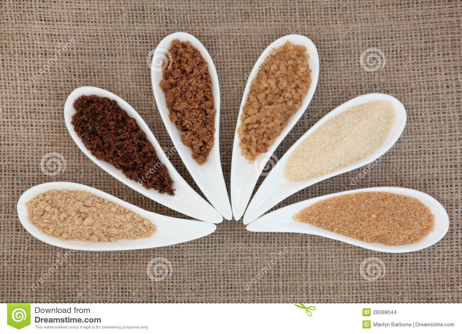 Zuckertypen