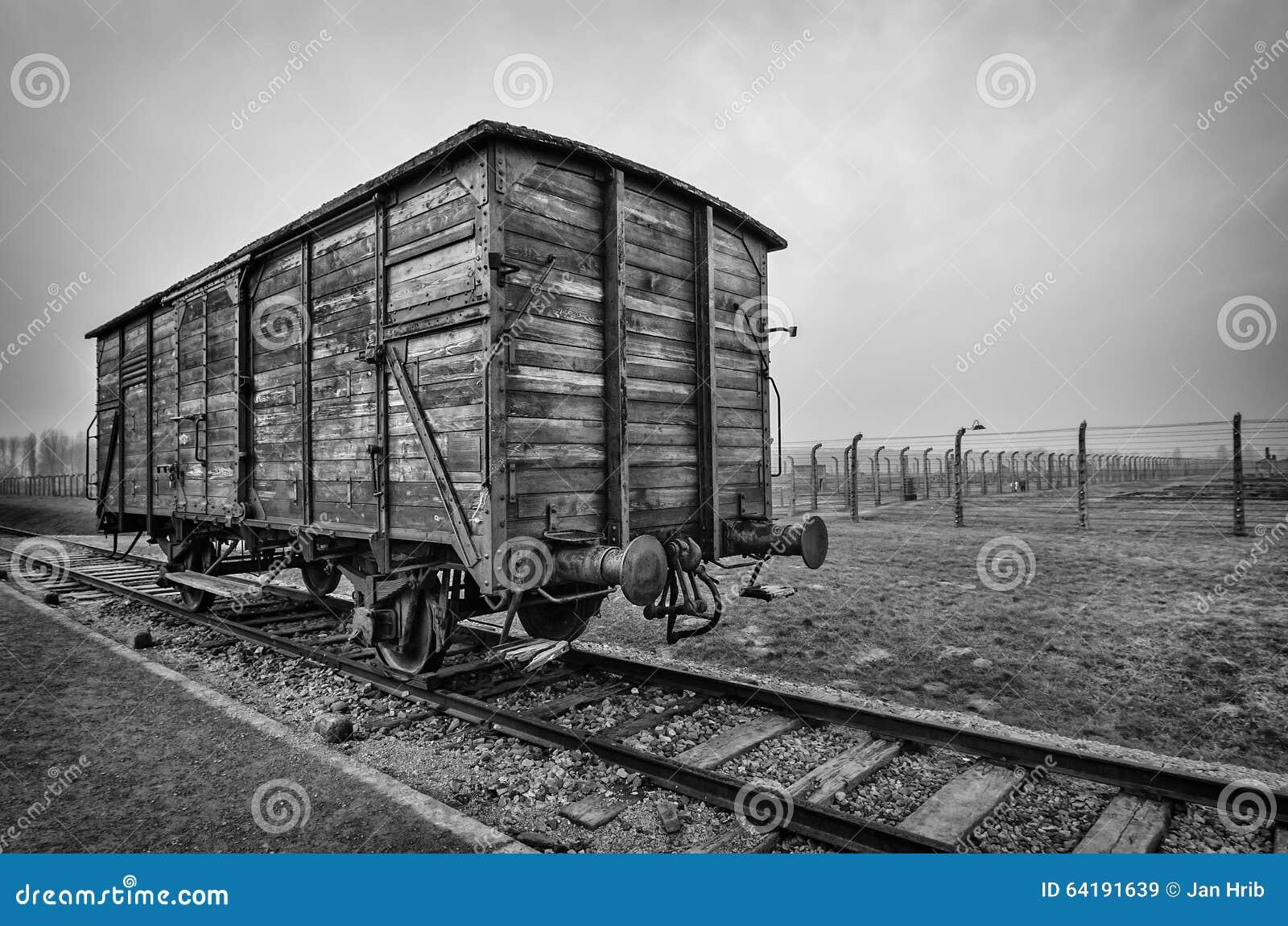 Zug nach Auschwitz