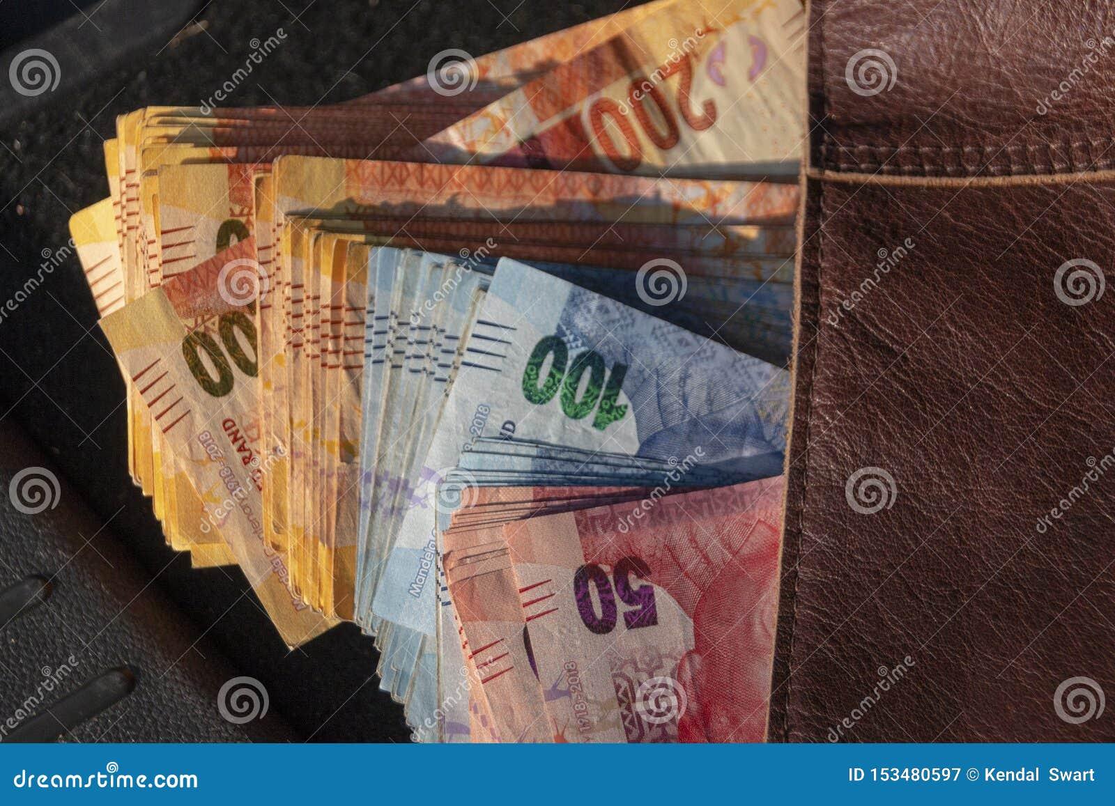 Zuidafrikaans geld