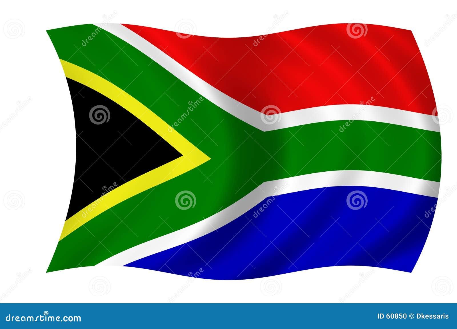Zuidafrikaanse vlag