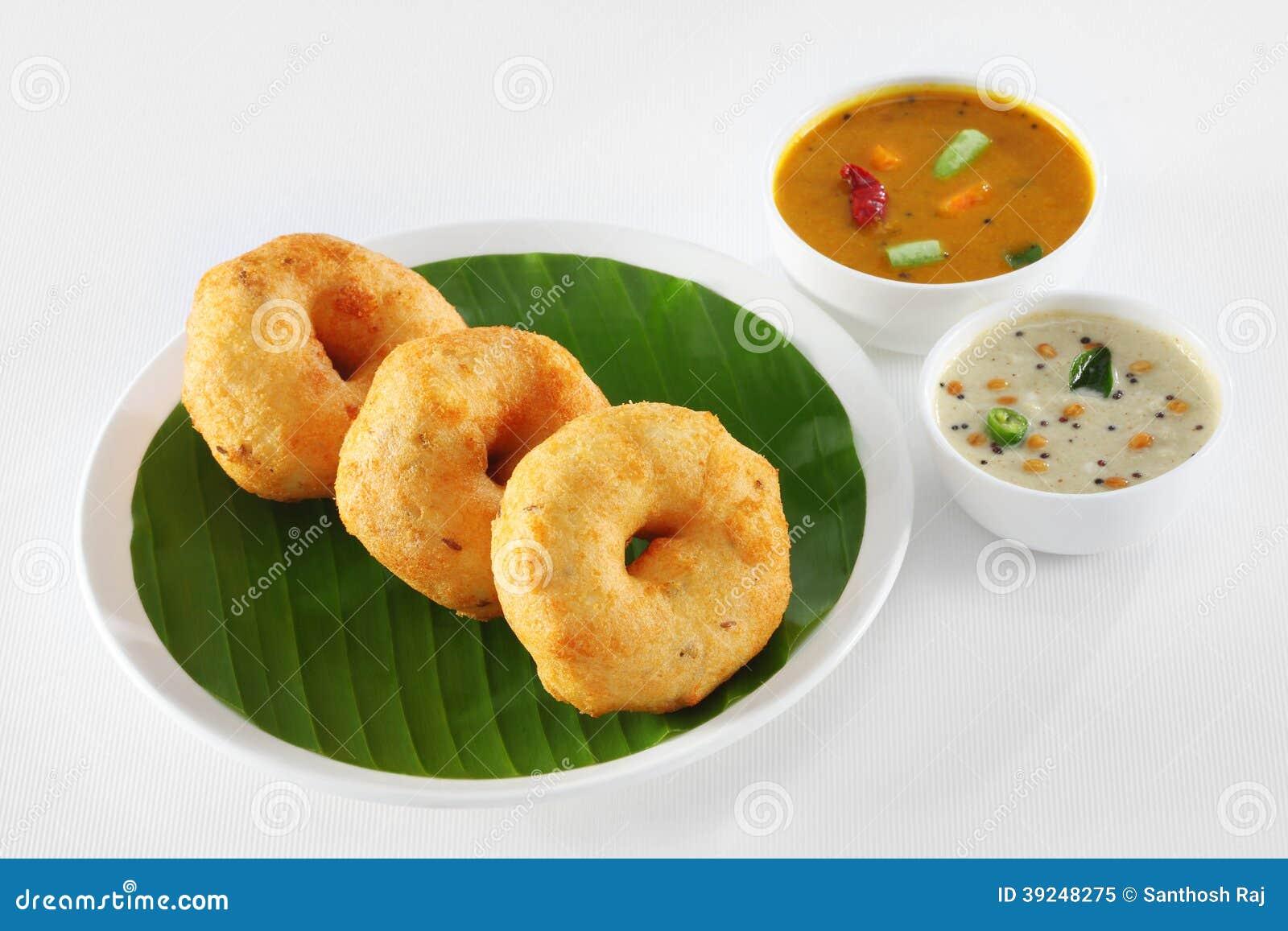 Zuiden Indisch voedsel